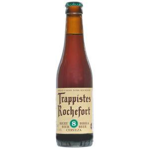 Tudo sobre 'Cerveja Trappistes Rochefort 8 330ml'
