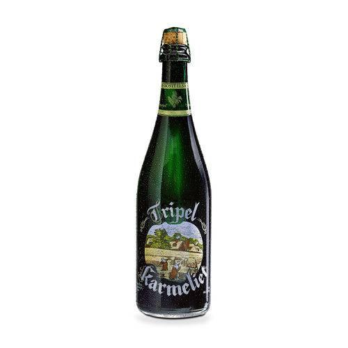 Tudo sobre 'Cerveja Tripel Karmeliet 750ml'