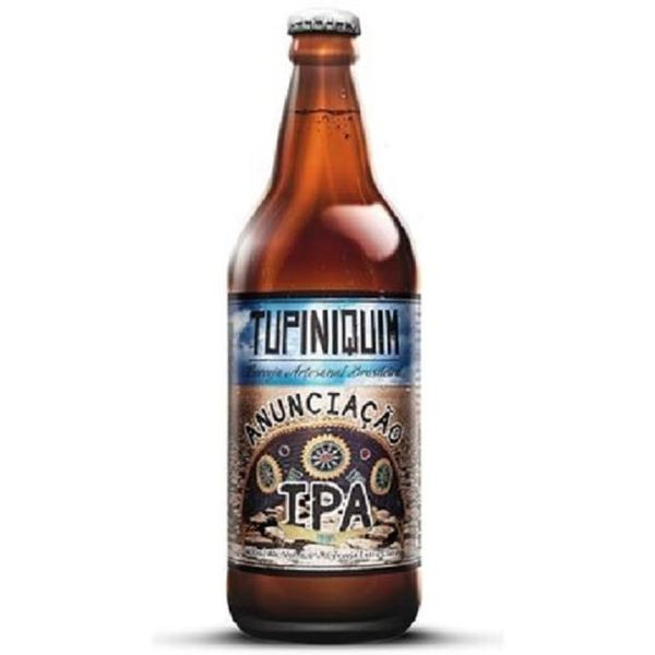 Cerveja Tupiniquim Anunciação Ipa 600 Ml