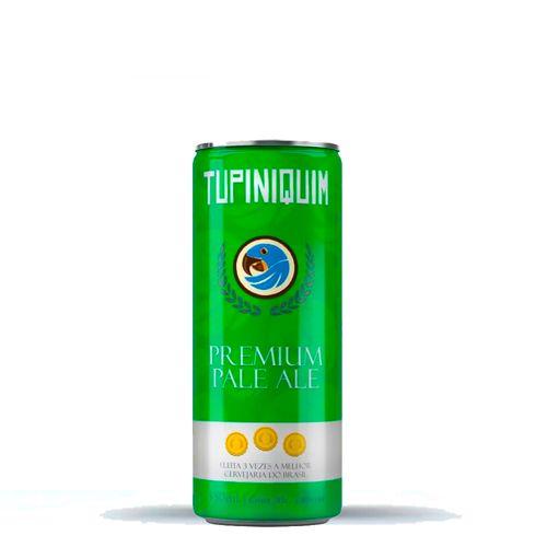 Tudo sobre 'Cerveja Tupiniquim Premium Pale Ale 350ml'