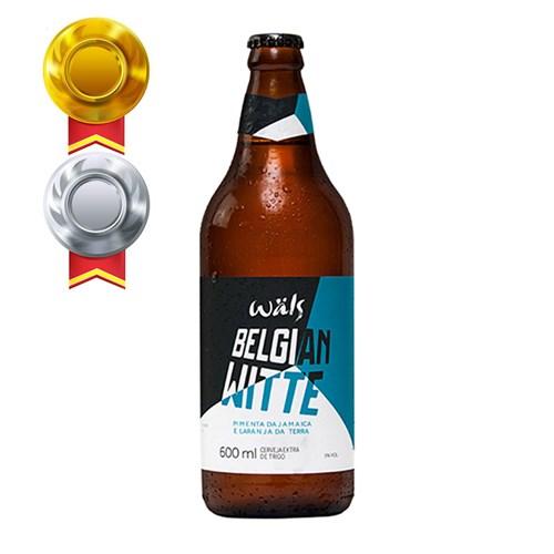 Cerveja Wäls Belgian Witte Witbier 600ml