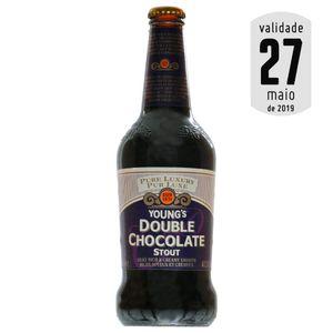 Tudo sobre 'Cerveja Young's Double Chocolate Stout 500ml'