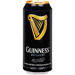 Cervejas Guinness Draught 440ml Preta