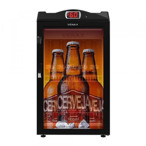 Cervejeira Expvqi 100 L 127 V Preta - VENAX