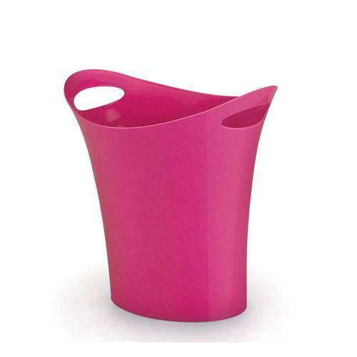 Tudo sobre 'Cesto para Lixo Pink Waleu'