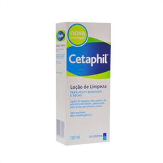 Tudo sobre 'Cetaphil Loção 120ml'