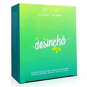 Chá Desinchá - 60 Unidades