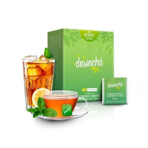 Chá Desinchá Caixa com 60 Sachês