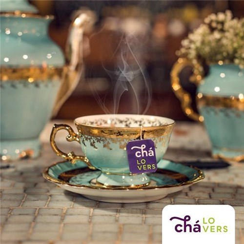 Chá Teaquieta CháLovers - Kit 10 Sachês