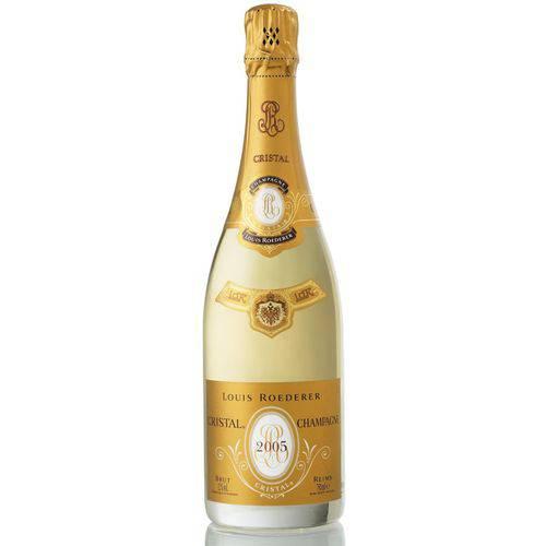 Tudo sobre 'Champagne Cristal Brut 750 Ml'