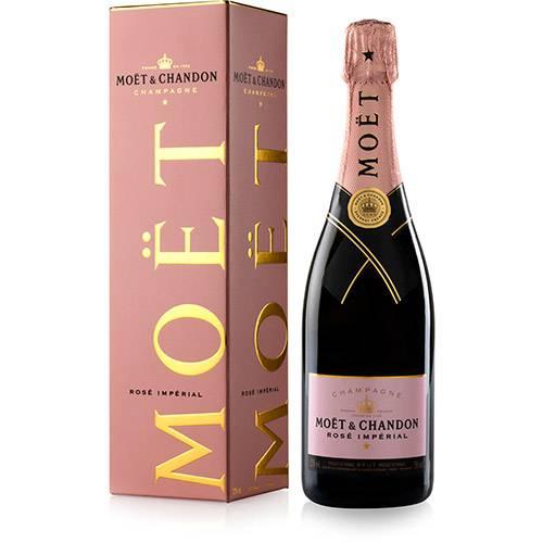 Tudo sobre 'Champagne Moët Impérial Rosé 750 Ml'