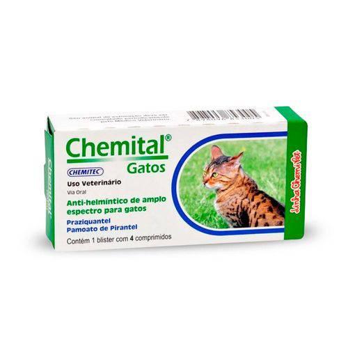 Tudo sobre 'Chemital Gatos'