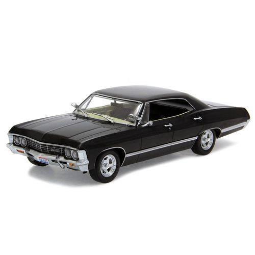 Tudo sobre 'Chevrolet Impala Sport Sedan 1967 Supernatural 1:24 Greenlight'
