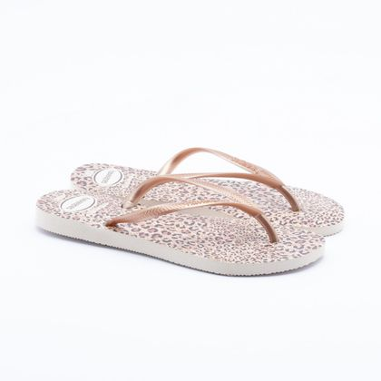 Chinelo Havaianas Slim Animals 37