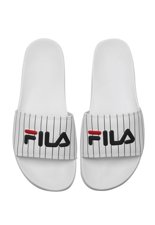 Chinelo Slide Fila Drifter Basic Branco
