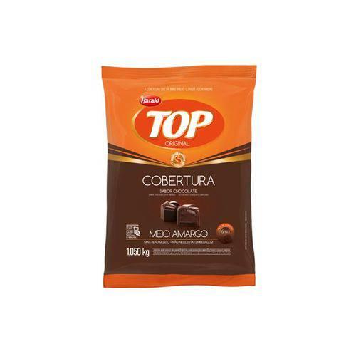 Tudo sobre 'Chocolate Cobertura Gotas Meio Amargo 1,050kg Harald'