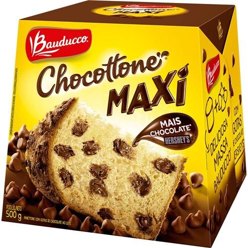 Tudo sobre 'Chocottone Maxi Bauducco - 500g'