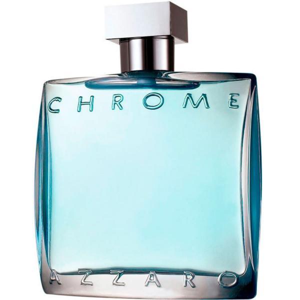 Chrome Azzaro Eau de Toilette - Perfume Masculino 100ml