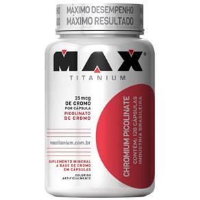 Chromium Picolinate (120 Caps) Max Titanium
