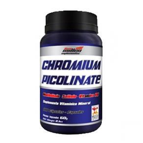 Chromium Picolinate Capsulas - CAPSULAS=60