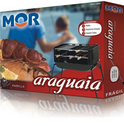 Churrasqueira Araguaia - Mor