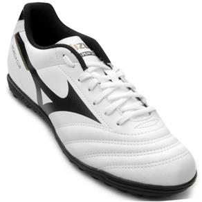 Chuteira Mizuno Morelia Club AS Society Masculina - 40 - BRANCO
