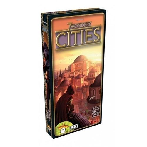 Cidades: Expansão 7 Wonders