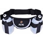Cinturão de Hidratação Acte Sports com 2 Garrafas C8 - Preto