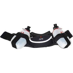 Cinturão de Hidratação C/ Duas Garrafas Acte Sports