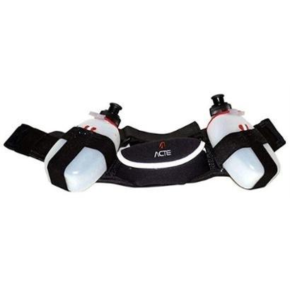 Cinturao Hidrataçao com 2 Garrafas 236Ml - Acte Sports