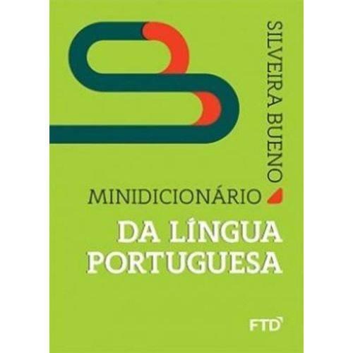 Cj Mini-dicionario de Lingua Portuguesa
