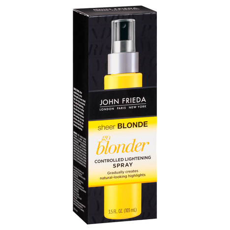 Clareador para Cabelo John Frieda Spray Blonde 103Ml