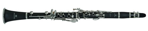 Clarineta Michael Wclm35 Bb – Chaves Niqueladas