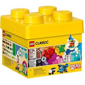 Classic Peças Criativas 221 Peças Lego