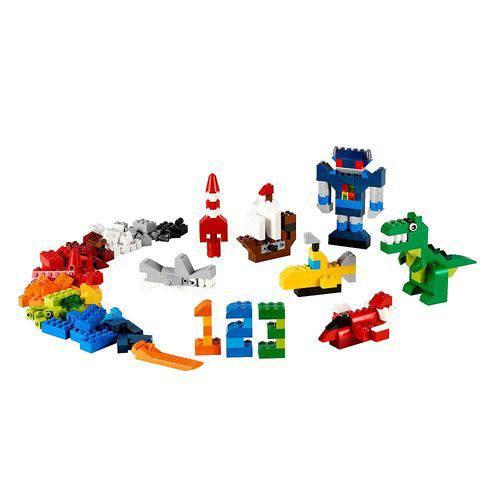 Tudo sobre 'Classic Suplemento Criativo Lego'