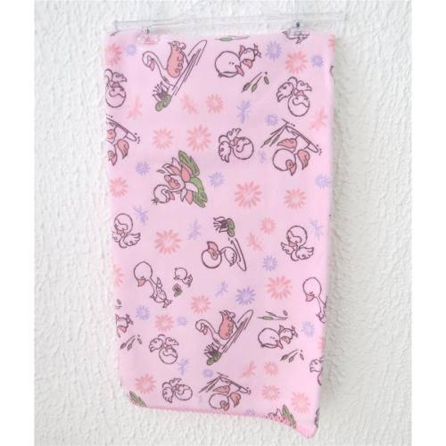 Tudo sobre 'Cobertor Caricia Baby Infantil Rosa - Minasrey'