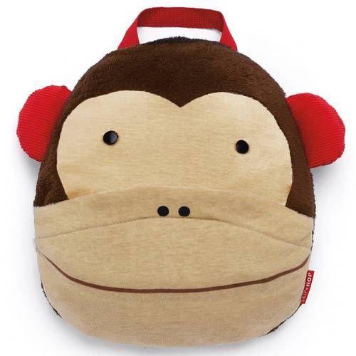 Cobertor Infantil Zoo Macaco Skip Hop