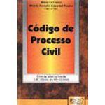 Codigo de Processo Civil 2002
