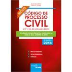 Código de Processo Civil 2018 (Mini)