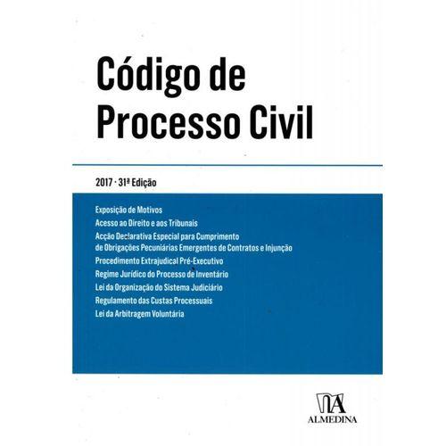 Codigo de Processo Civil - Edicao de Bolso