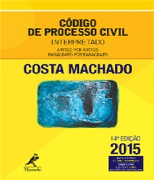 Codigo de Processo Civil Interpretado - 14 Ed