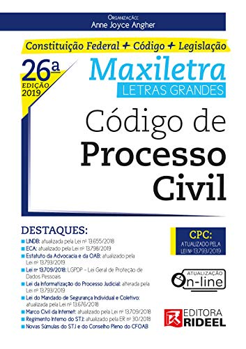 Código de Processo Civil Maxiletra