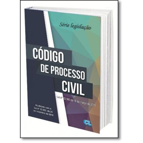 Código de Processo Civil - Mini