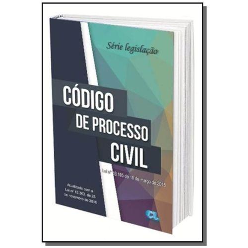 Codigo de Processo Civil - Mini