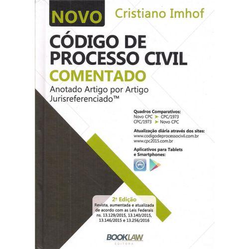 Codigo de Processo Civil