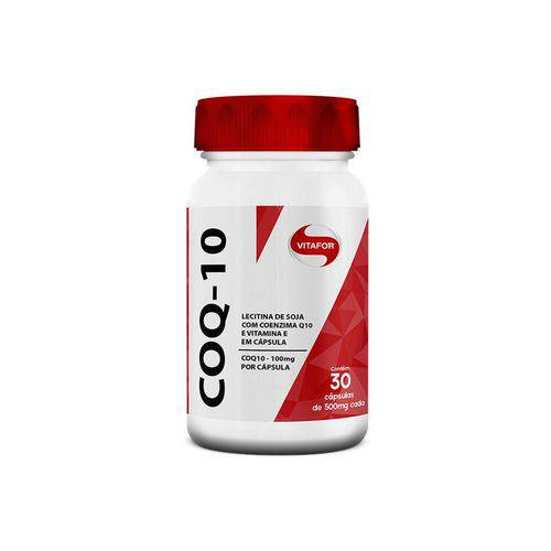 Coenzima Coq-10 Vitafor 30 Cápsulas