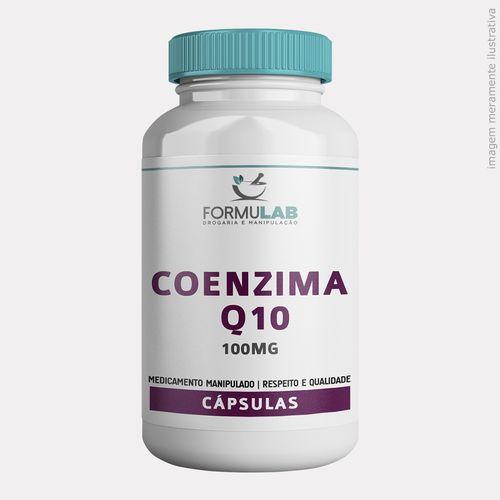 Coenzima Q10 - 100mg-60 Cápsulas
