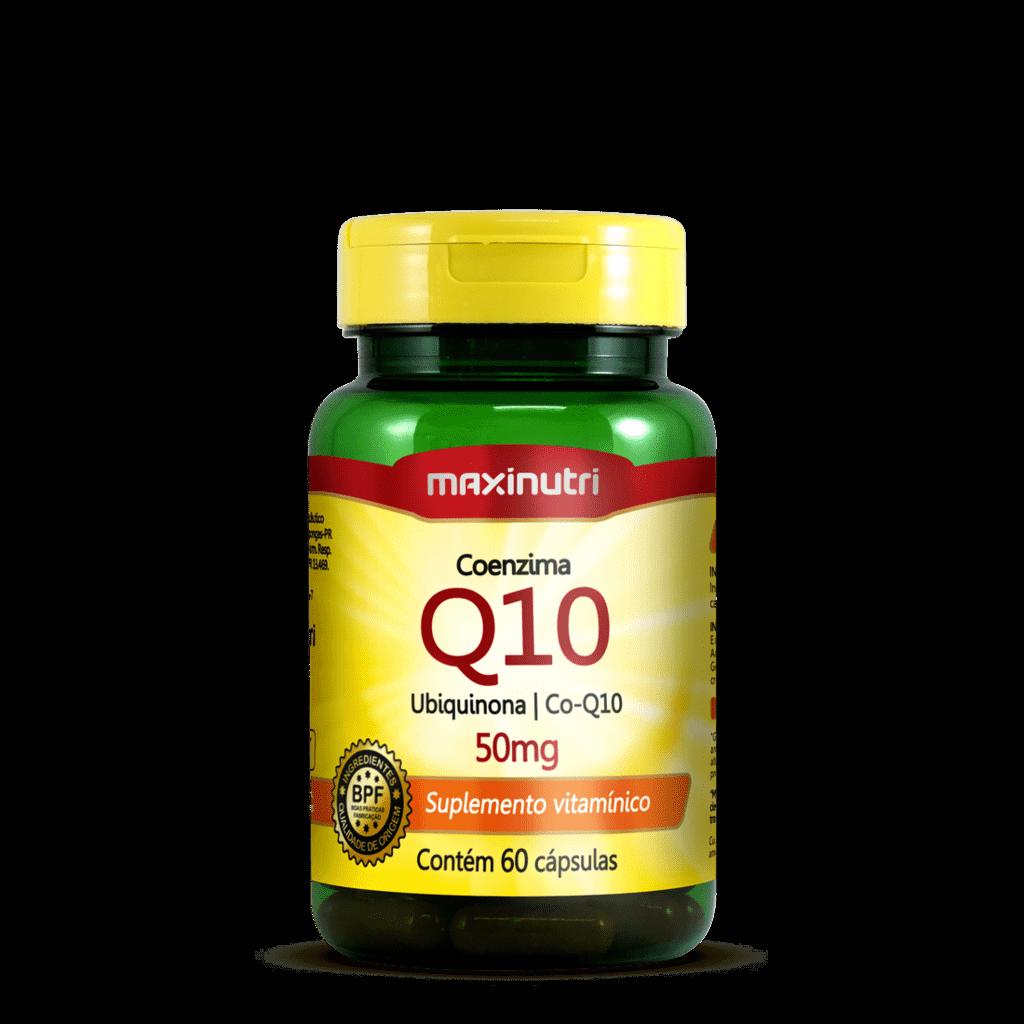 Coenzima Q10 50Mg - 60 Caps
