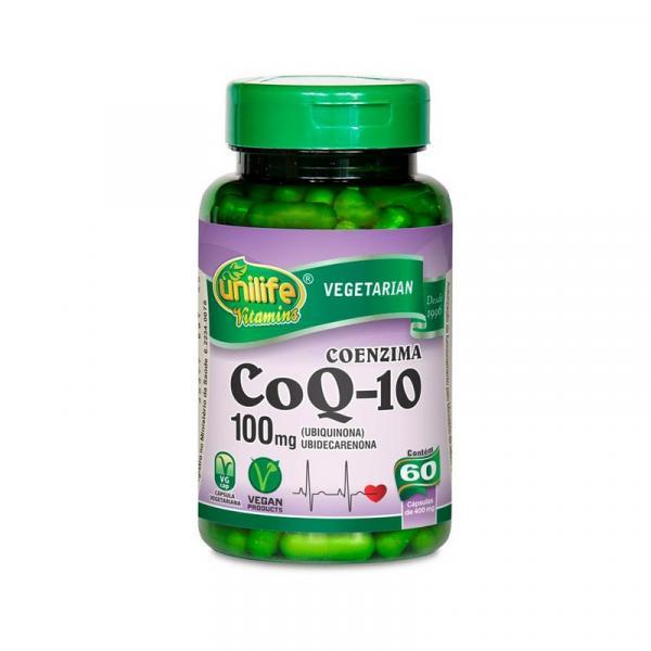 Coenzima Q10 - 60 Cápsulas - Unilife