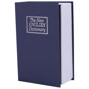 Tudo sobre 'Cofre Livro Camuflado Azul - Ncla18'